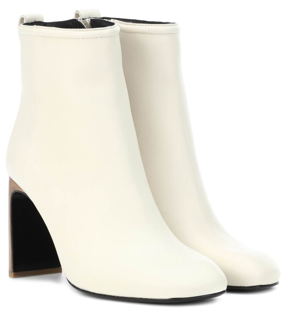 Ellis Leather Ankle Boots Rag Bone Mytheresa