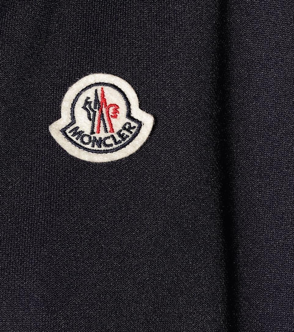 Technical-Jersey Track Jacket | Moncler - Mytheresa