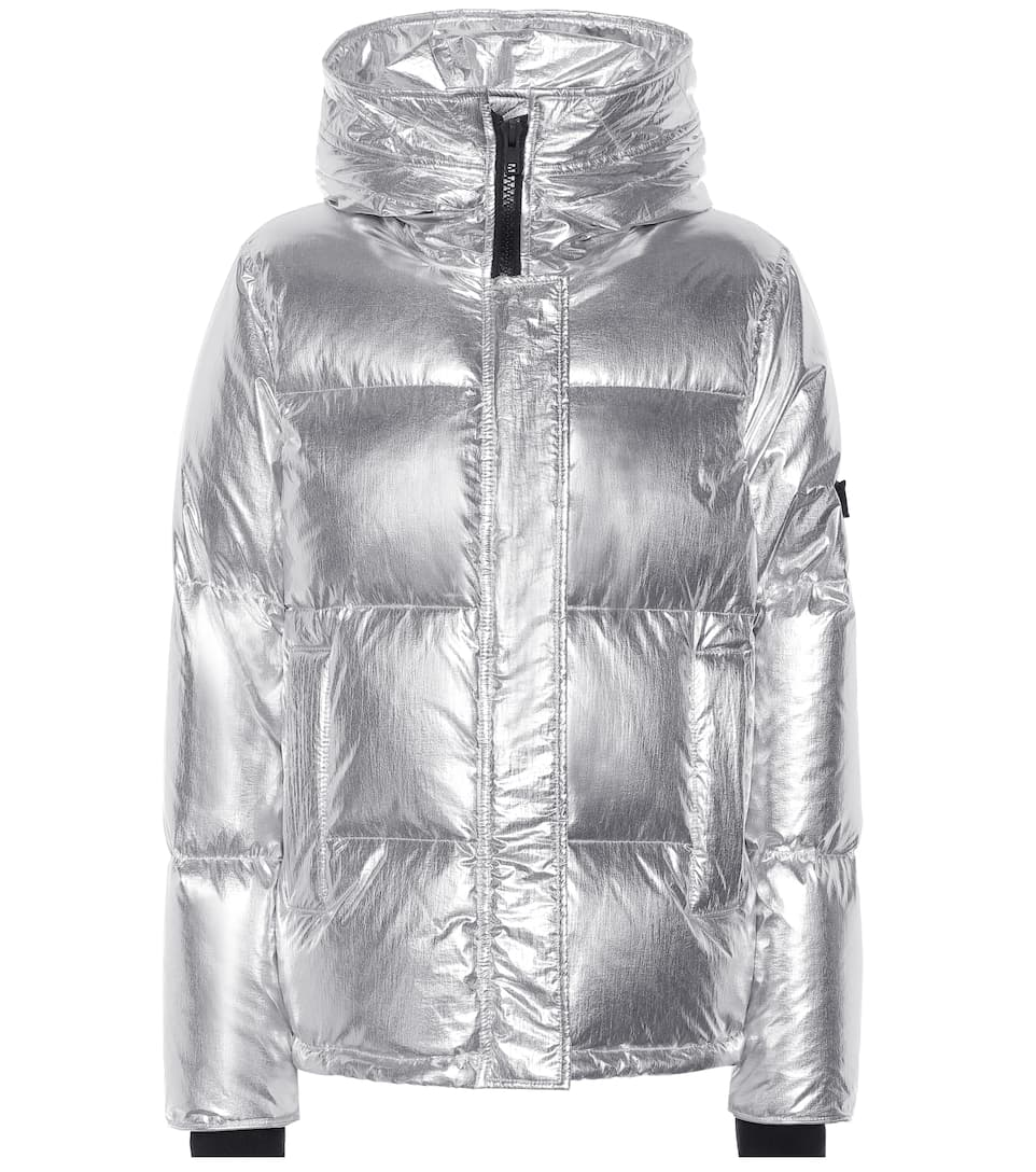 d3d8ca7b Kenzo - Metallic down jacket | mytheresa.com
