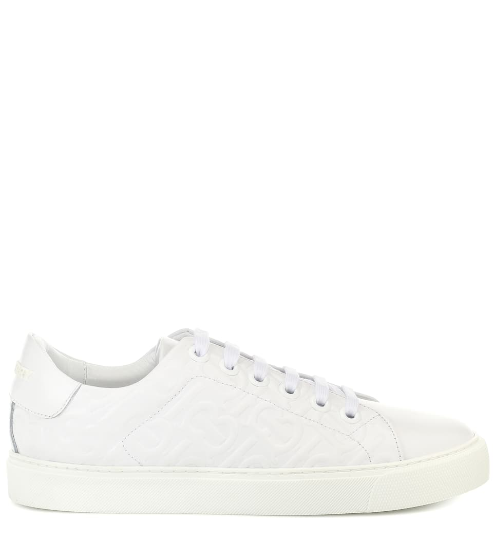 In Pelle Sneakers Stampata Pelle Burberry Sneakers In Burberry In Burberry Sneakers Stampata Pelle sChtrQdx