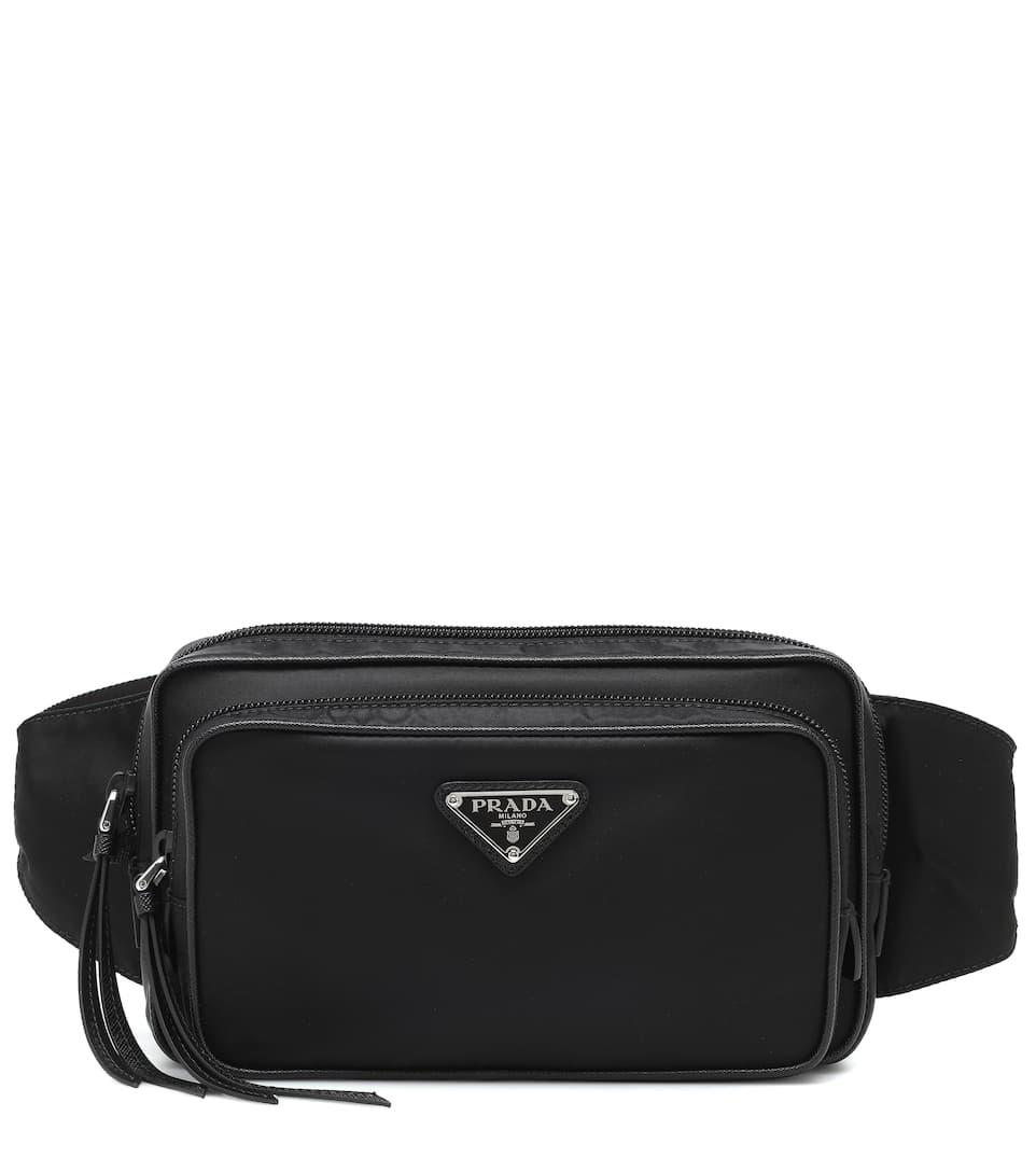 873f475cb1c3 Nylon Belt Bag | Prada - Mytheresa