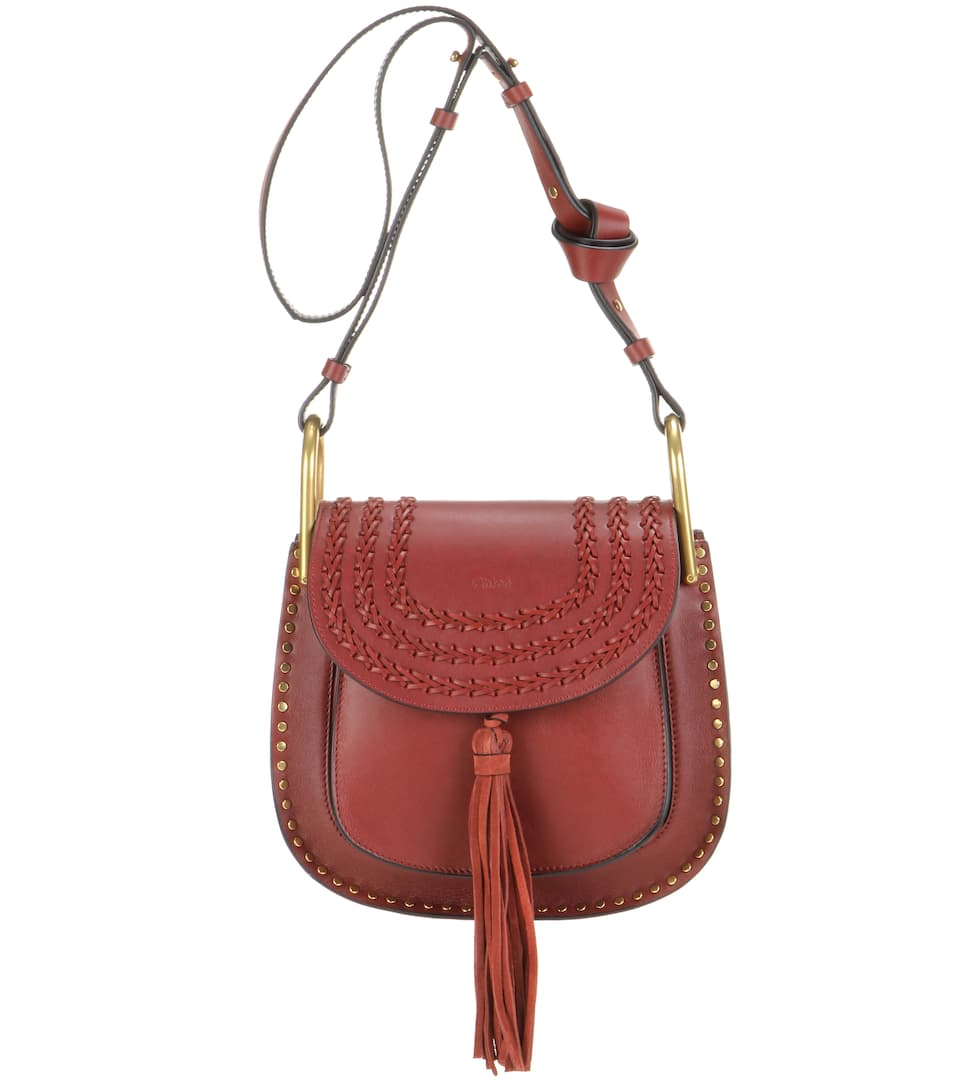 Chloé Hudson Small leather shoulder bag