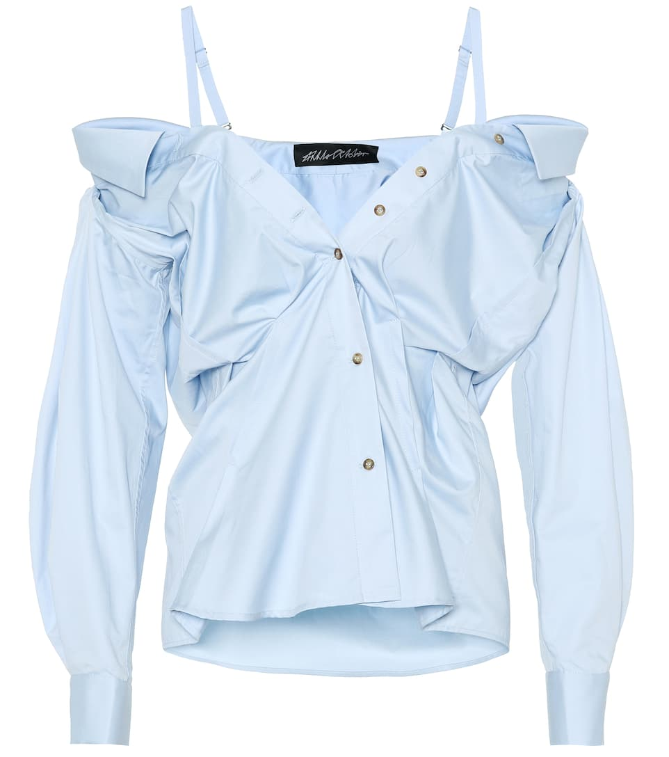 Anna October COTTON BLOUSE