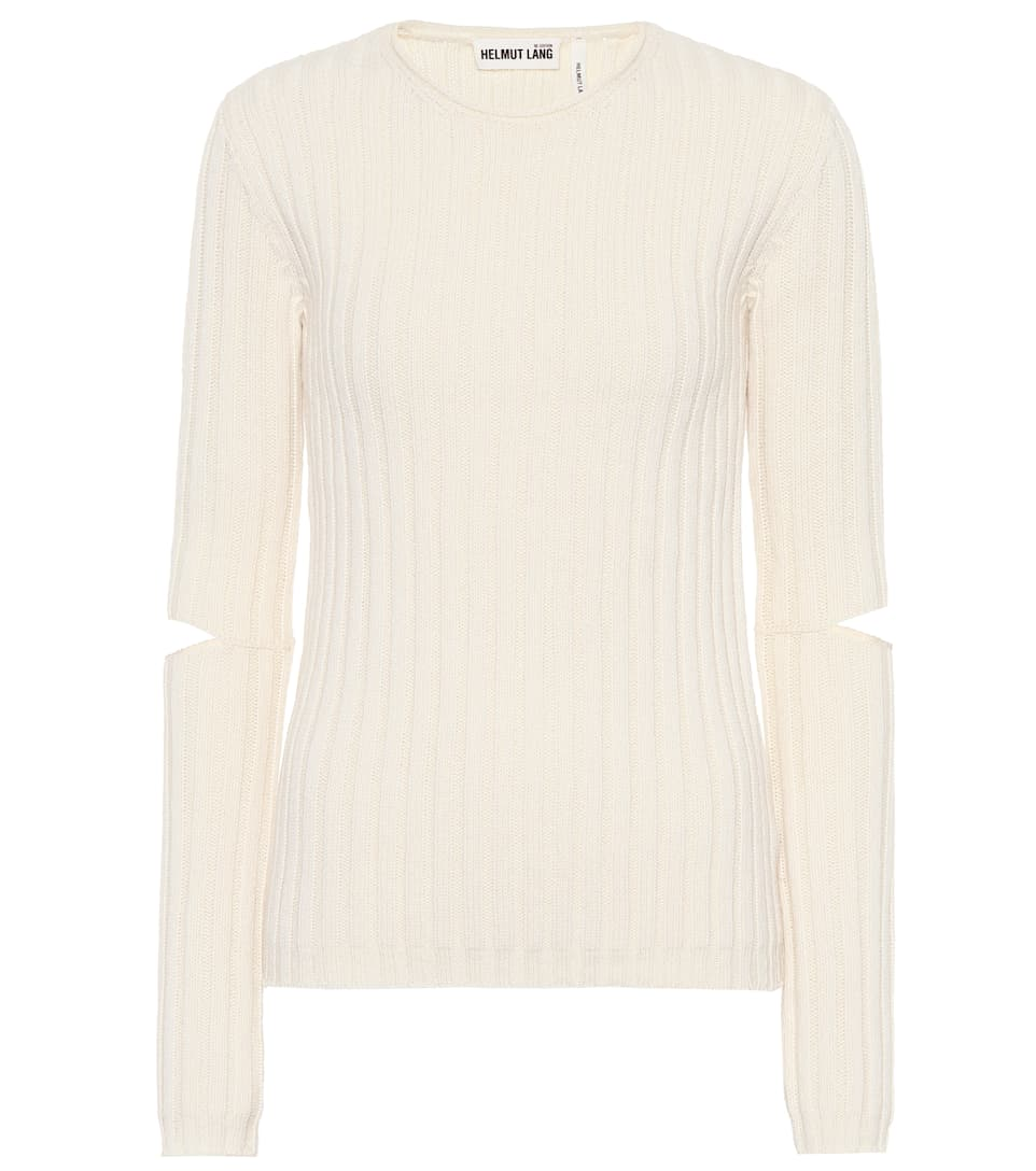 Helmut Lang 1997 Pullover aus Wolle