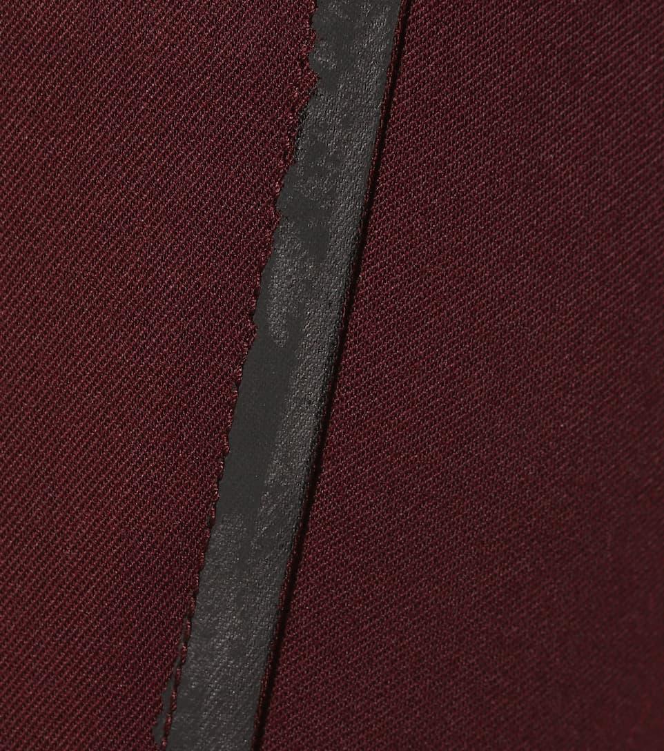 Bottega Veneta Hose aus Stretch-Wolle