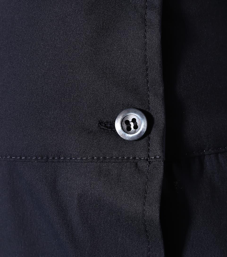 Prada Cotton-blend shirt and trouser set Bleu Buy Cheap Finishline 2018 Sale Online jloCKvnx