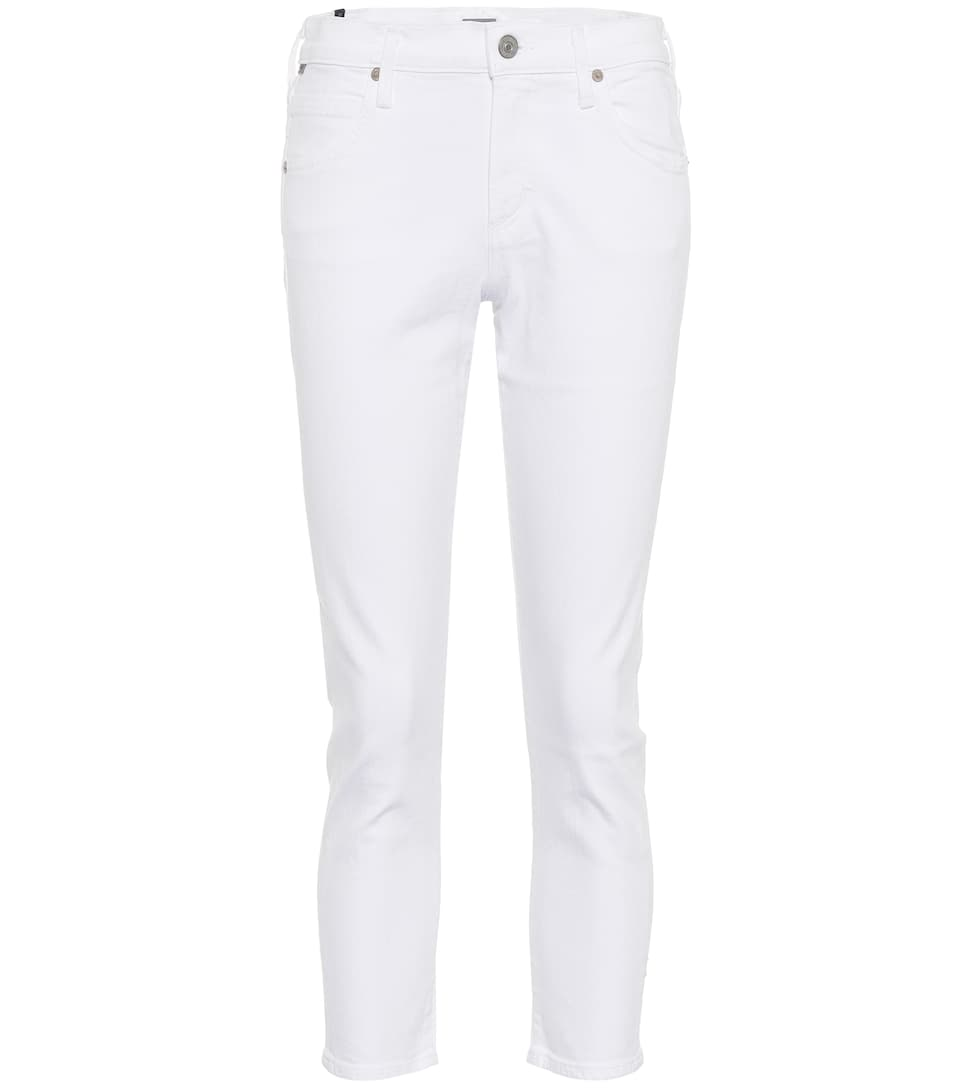 Citizens of Humanity Cropped-Hose Elsa aus Baumwolle