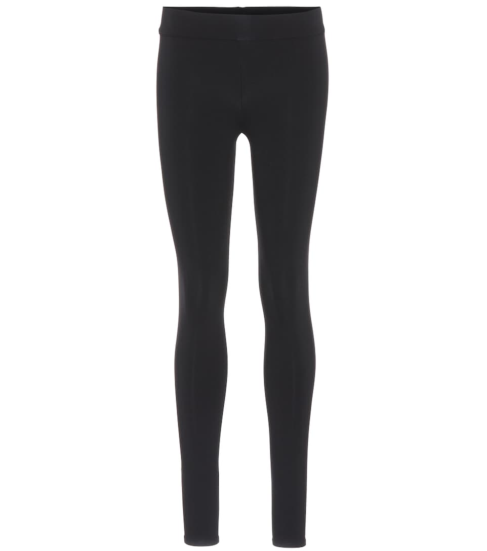 RELMA STRETCH-JERSEY LEGGINGS