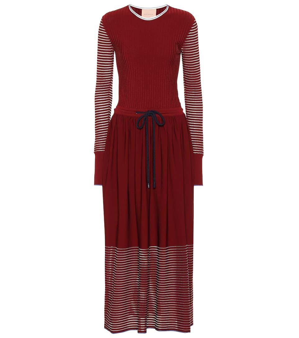 Roksanda - Robe longue rayée Offres De Liquidation 2niAHs2c8