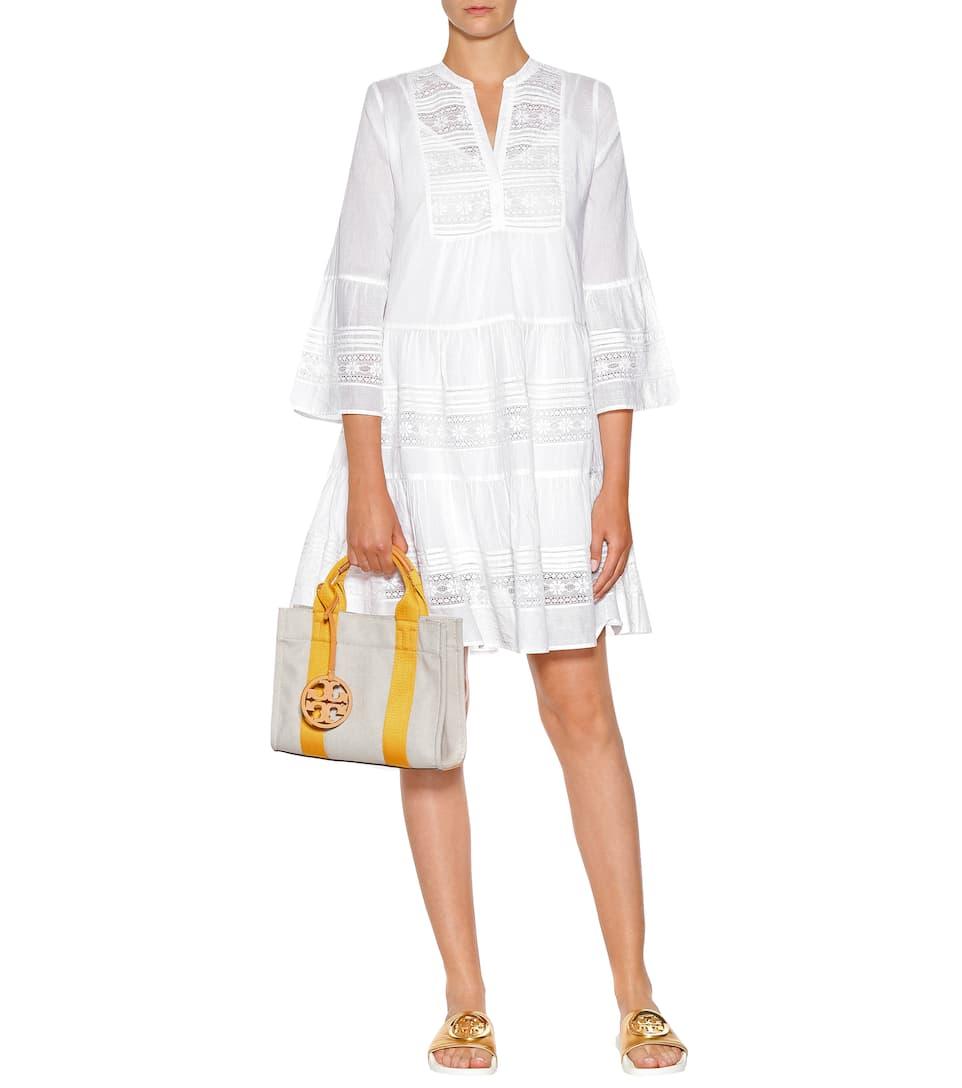 Velvet - Robe en coton Nuria Arriver À Acheter Prix Pas Cher Sortie Combien Dernières Collections Ss7uGr5Jw