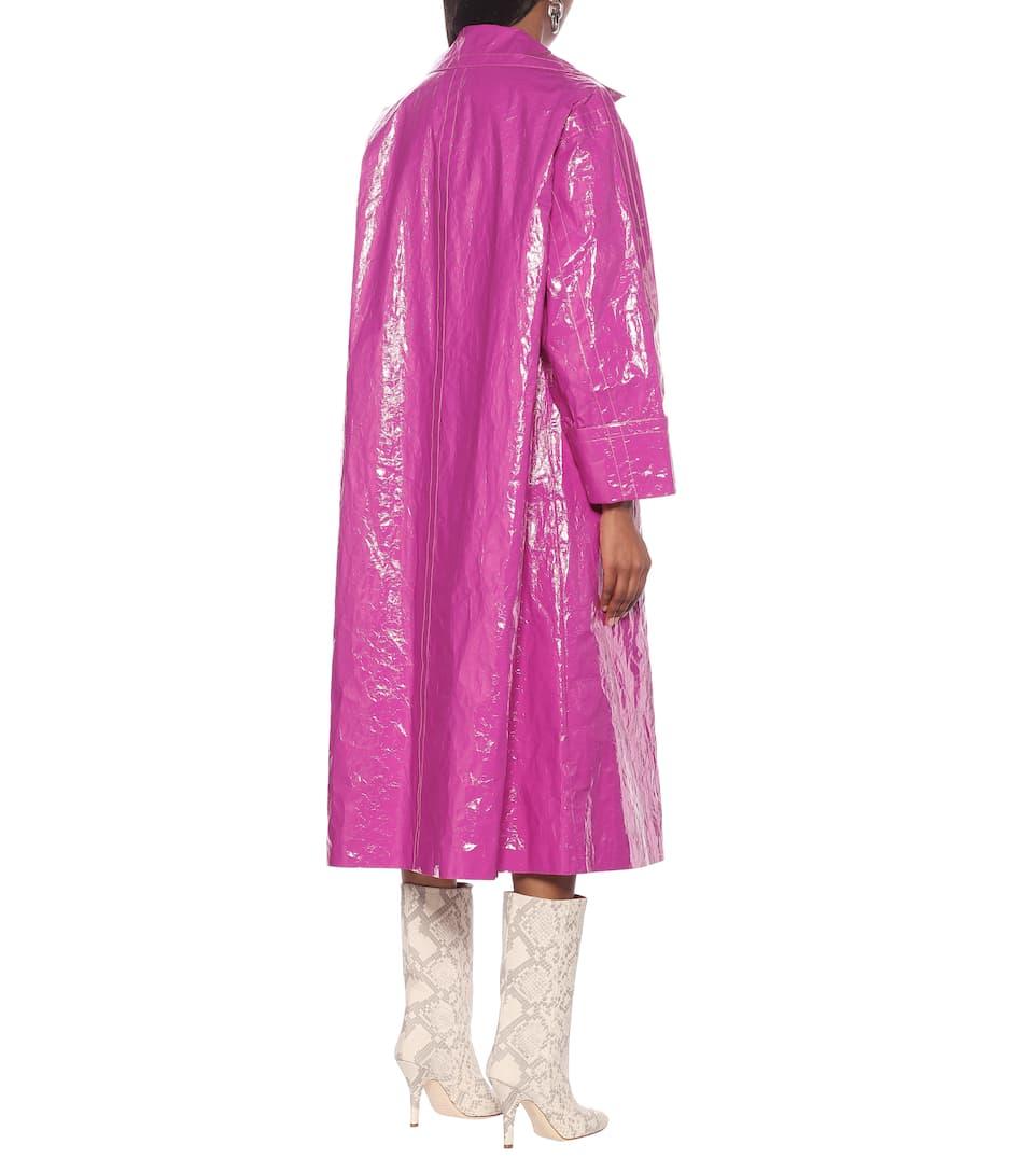 Stand Studio - Lexie vinyl coat