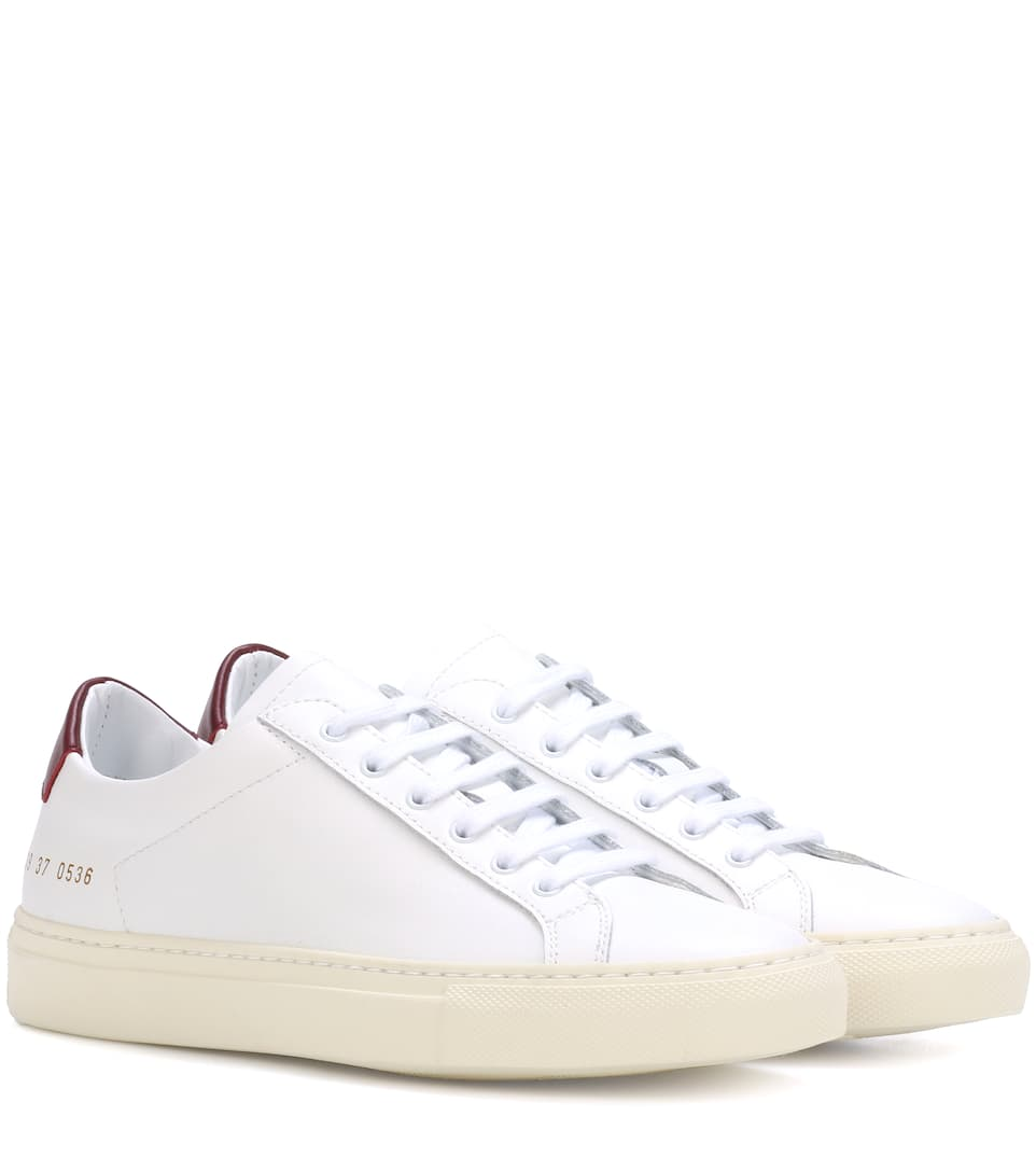 Common Projects Sneakers Achilles Retro Low