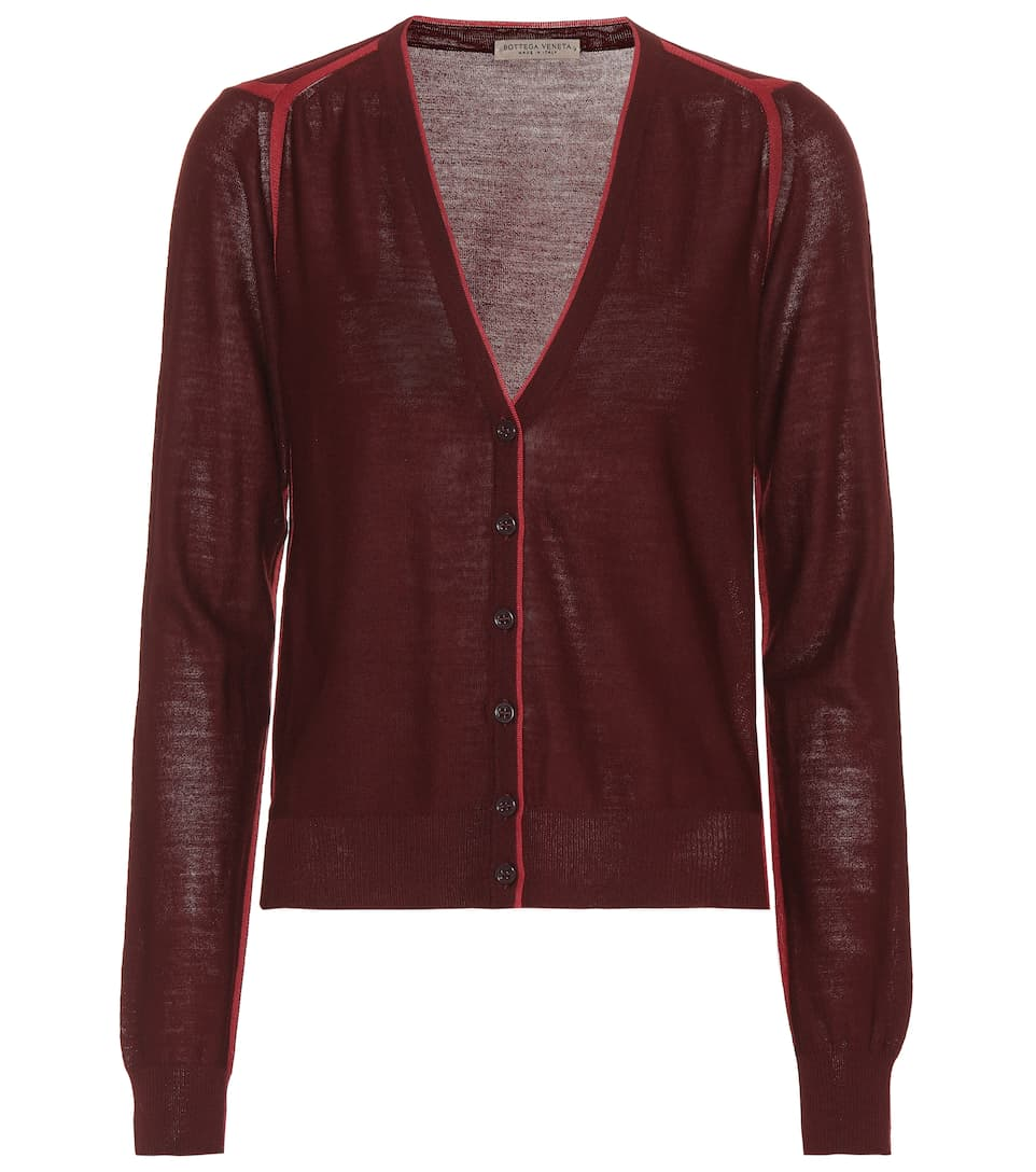 Bottega Veneta Cardigan Mit Wollanteil