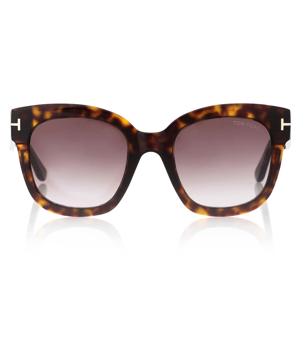 Beatrix Square Sunglasses by Tom Ford