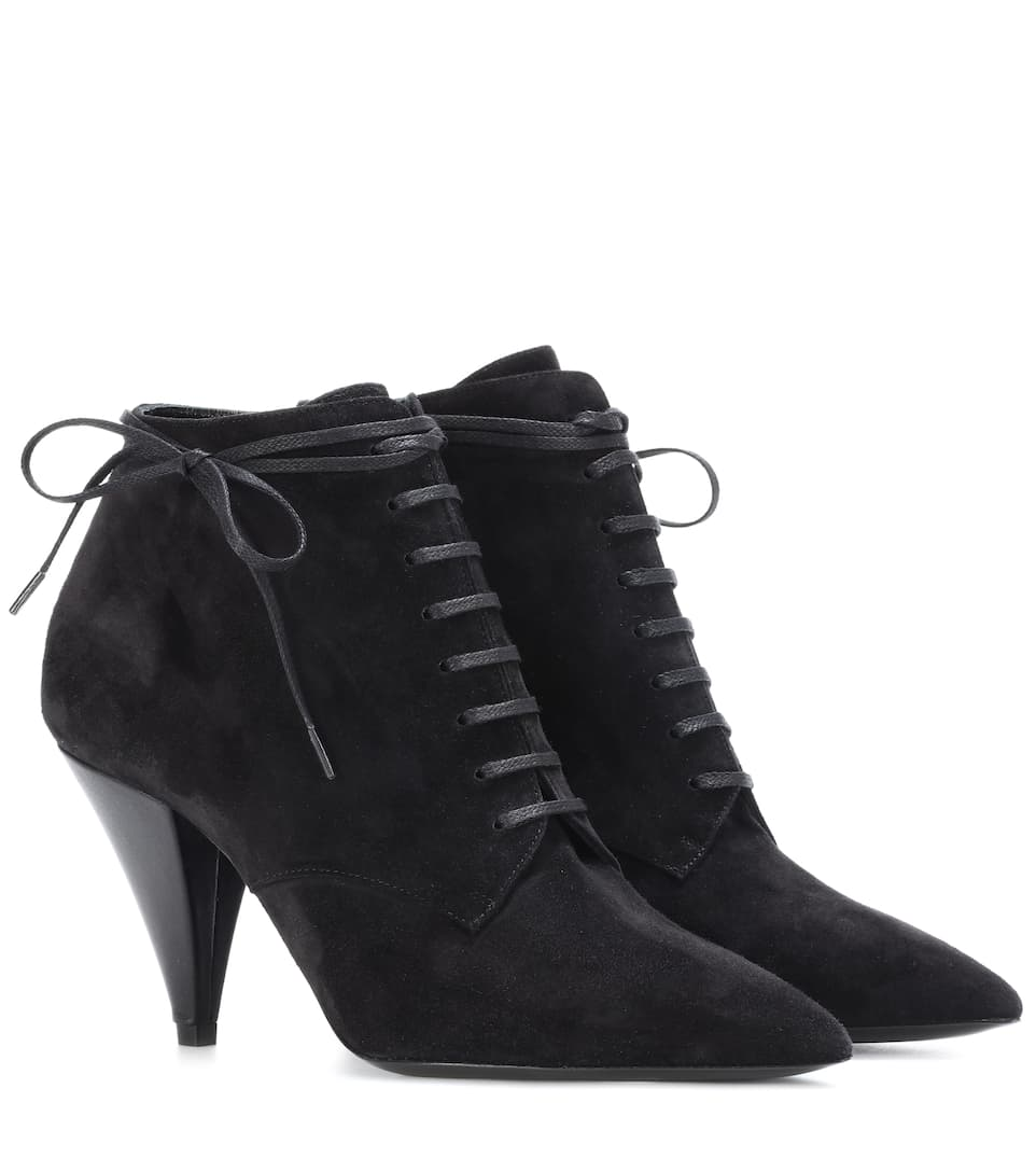 ERA SUEDE ANKLE BOOTS