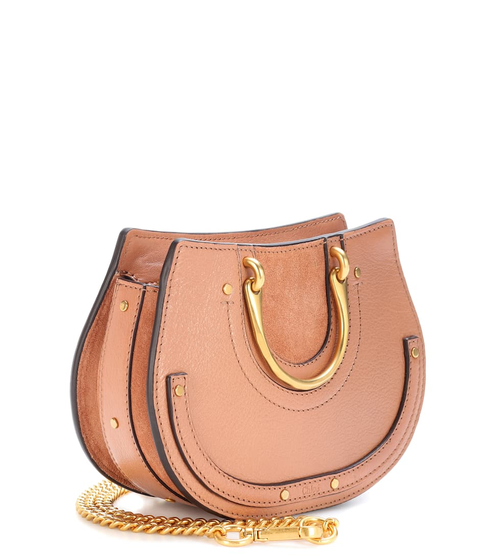 Chloé Shoulder Bag Pixie Mini Of Leather