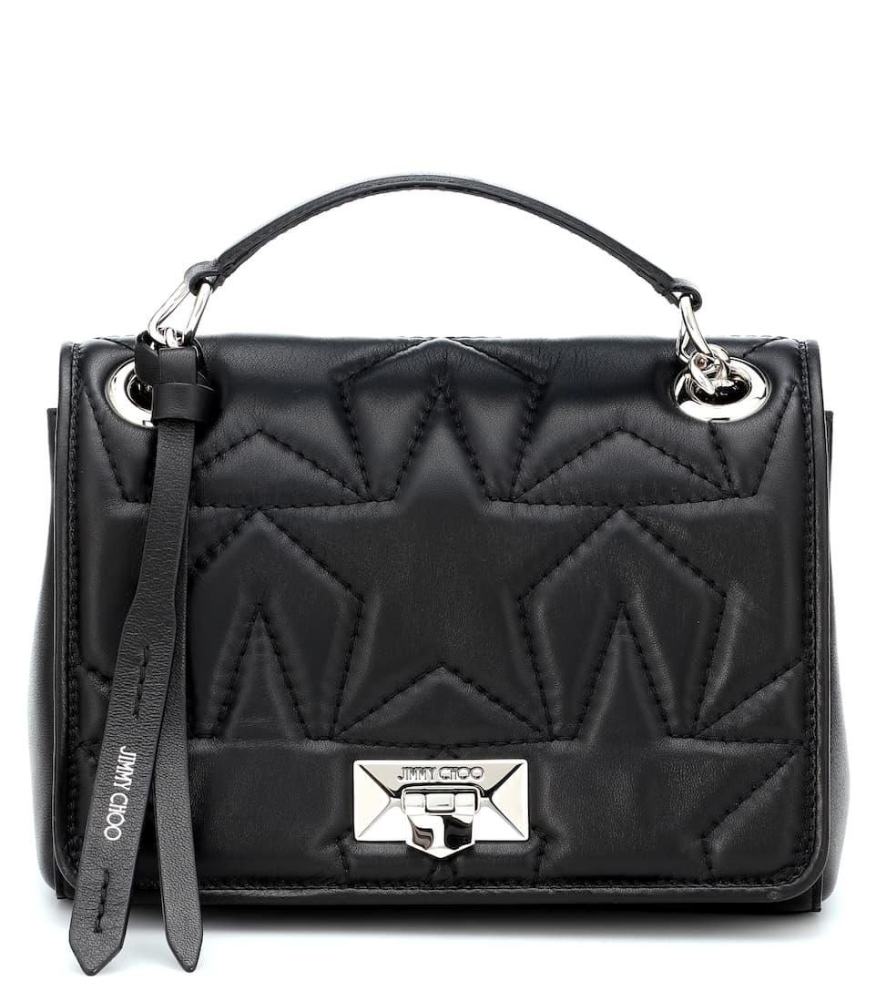 8e9aded16c2 Helia Leather Shoulder Bag | Jimmy Choo - mytheresa