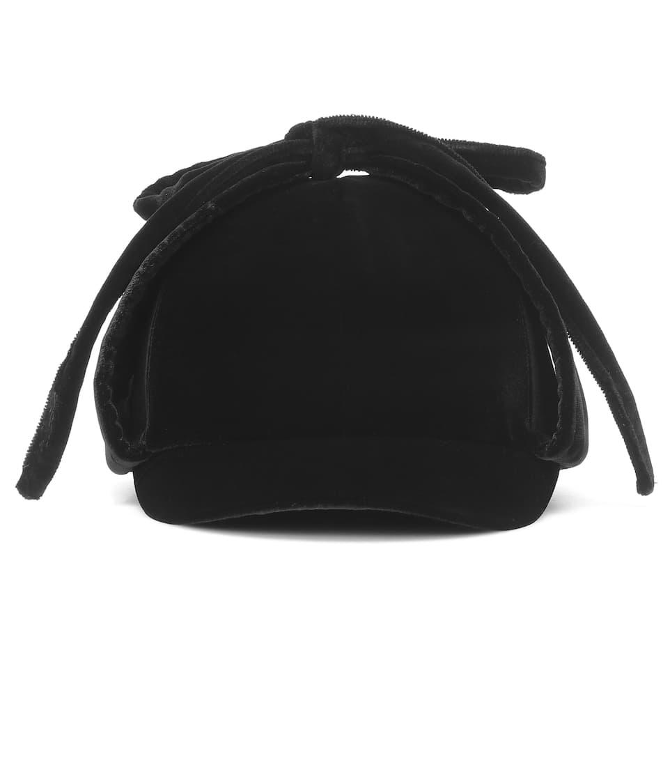 1c4039f7f Velvet Hat   Miu Miu - Mytheresa