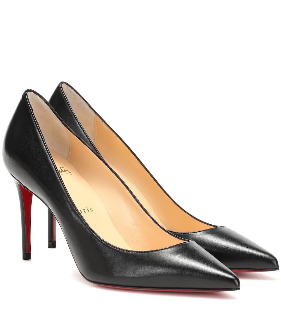 Kate 85 Leather Pumps | Christian