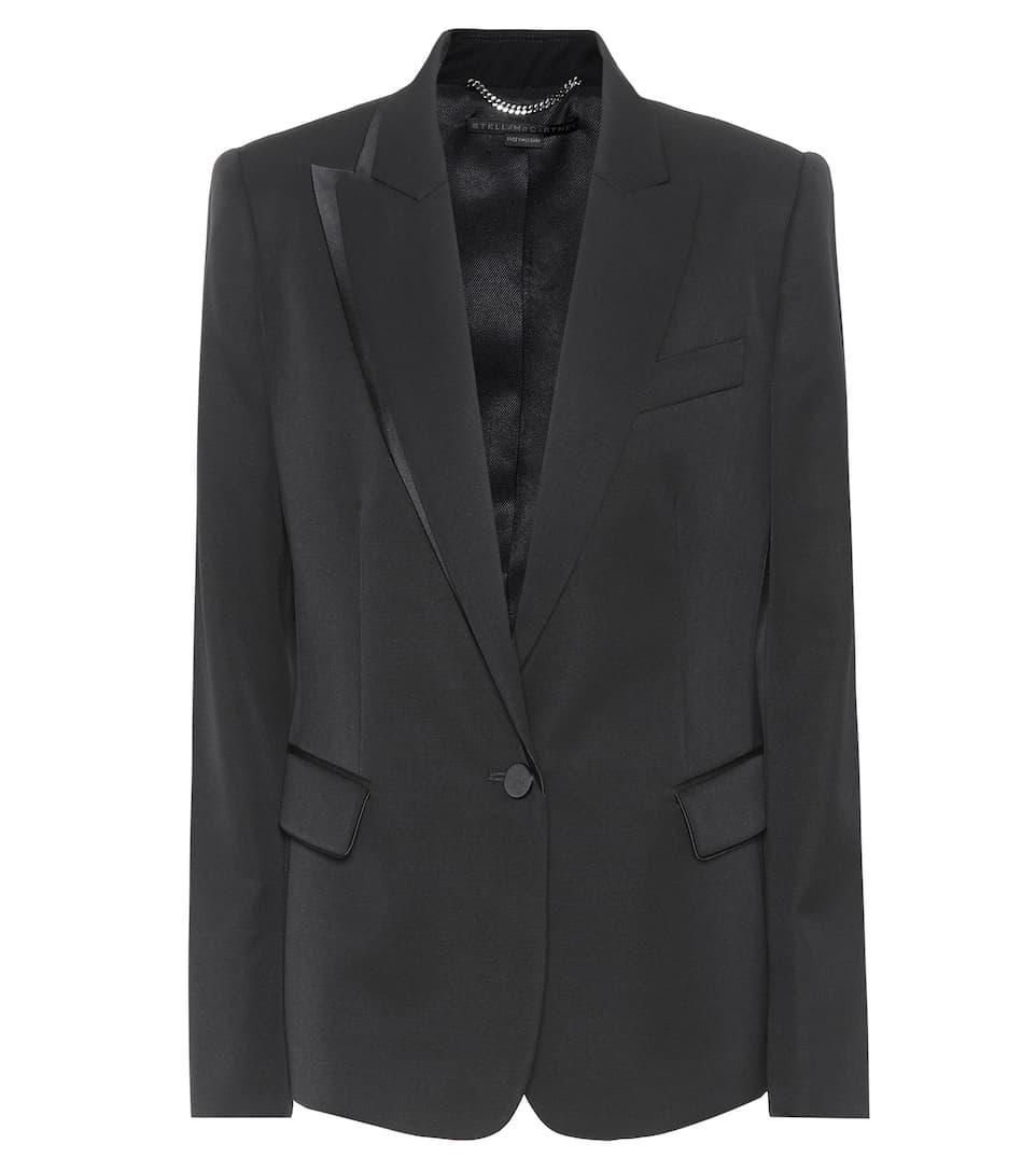 Stella Mccartney Jacket Wool