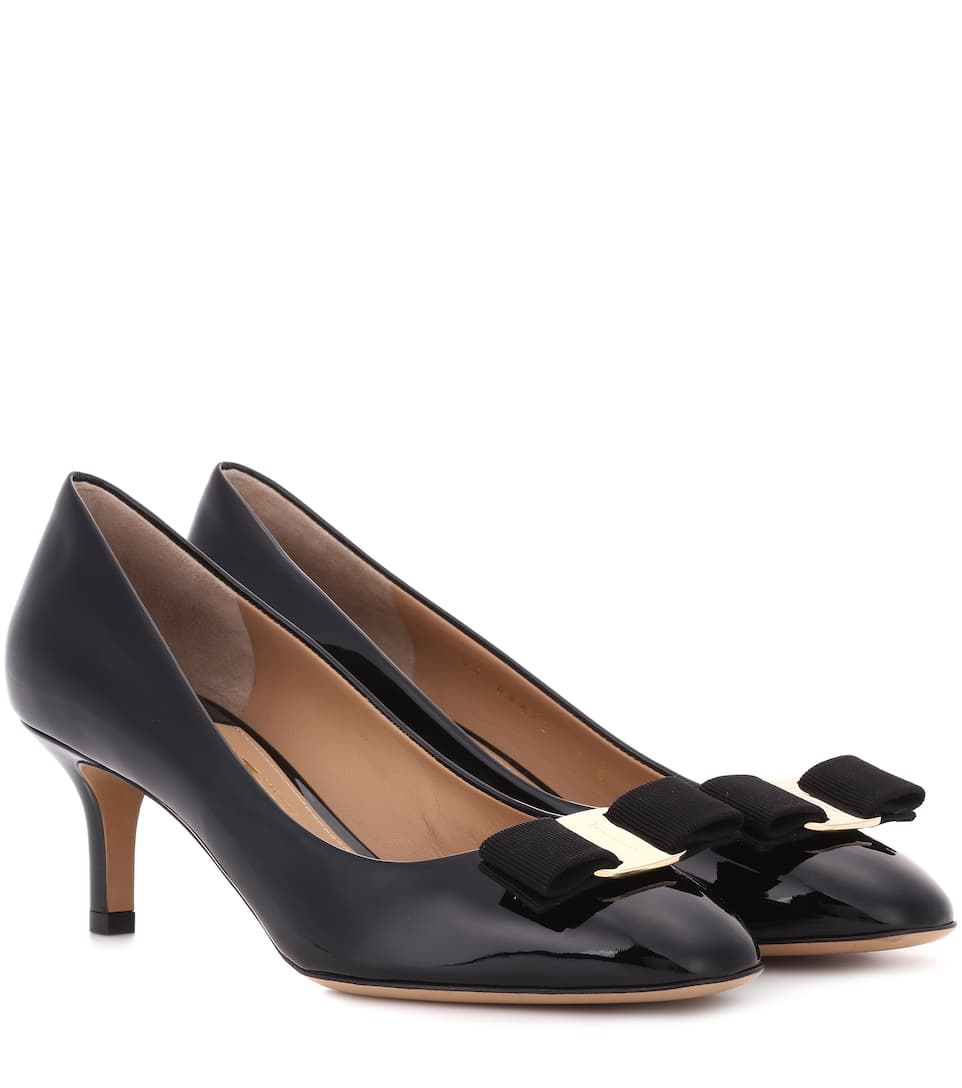 Salvatore Ferragamo Erice 55 Pumps Clearance Professional Comfortable Sale Online Enjoy Cheap Online Buy Cheap Fast Delivery yUYmiG8G