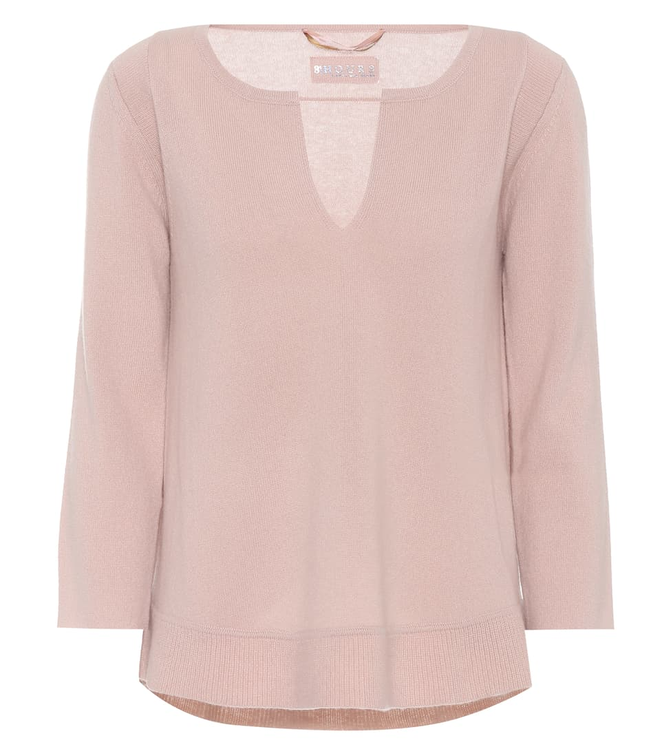 Carmelita Cashmere Sweater by 81hours