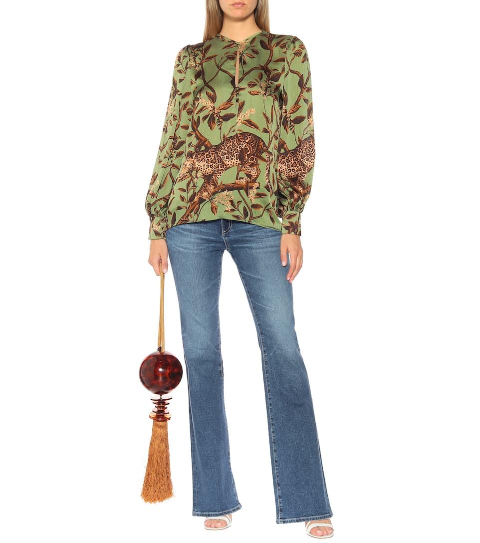 The Ag Taille N° JeansJean Artnbsp;p00401412 Flare Harper À Haute rdeCxBo