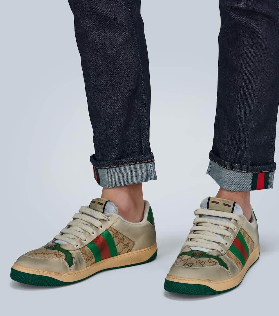 Screener Gg Sneaker - Gucci   Mytheresa