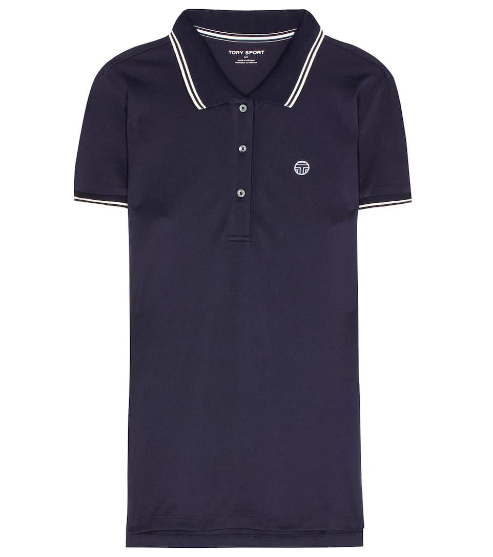 Tory Sport Polohemd aus Piqué