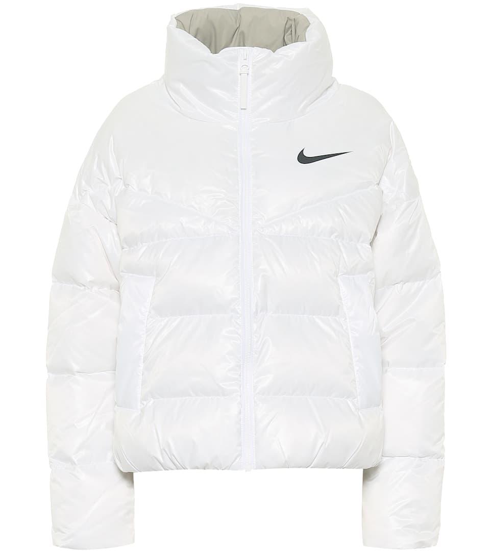 Nike City Packable Jacket (BlackBlack White) | VILLA | Jacken