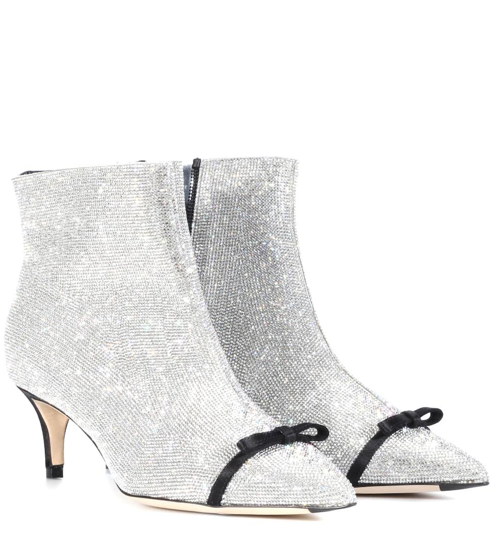 Marco De Vincenzo Verzierte Ankle Boots