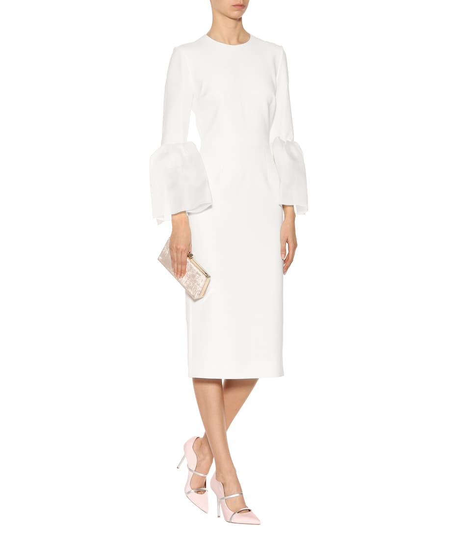 Roksanda Kleid Margot aus einem Seidengemisch