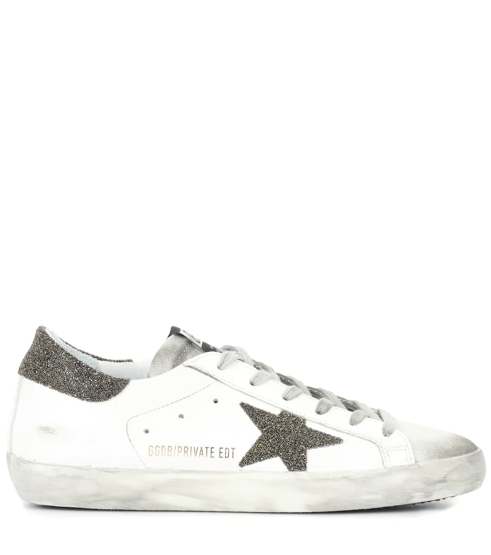 Superstar Con Sneakers Pelle Per In Esclusiva HYWD9IE2
