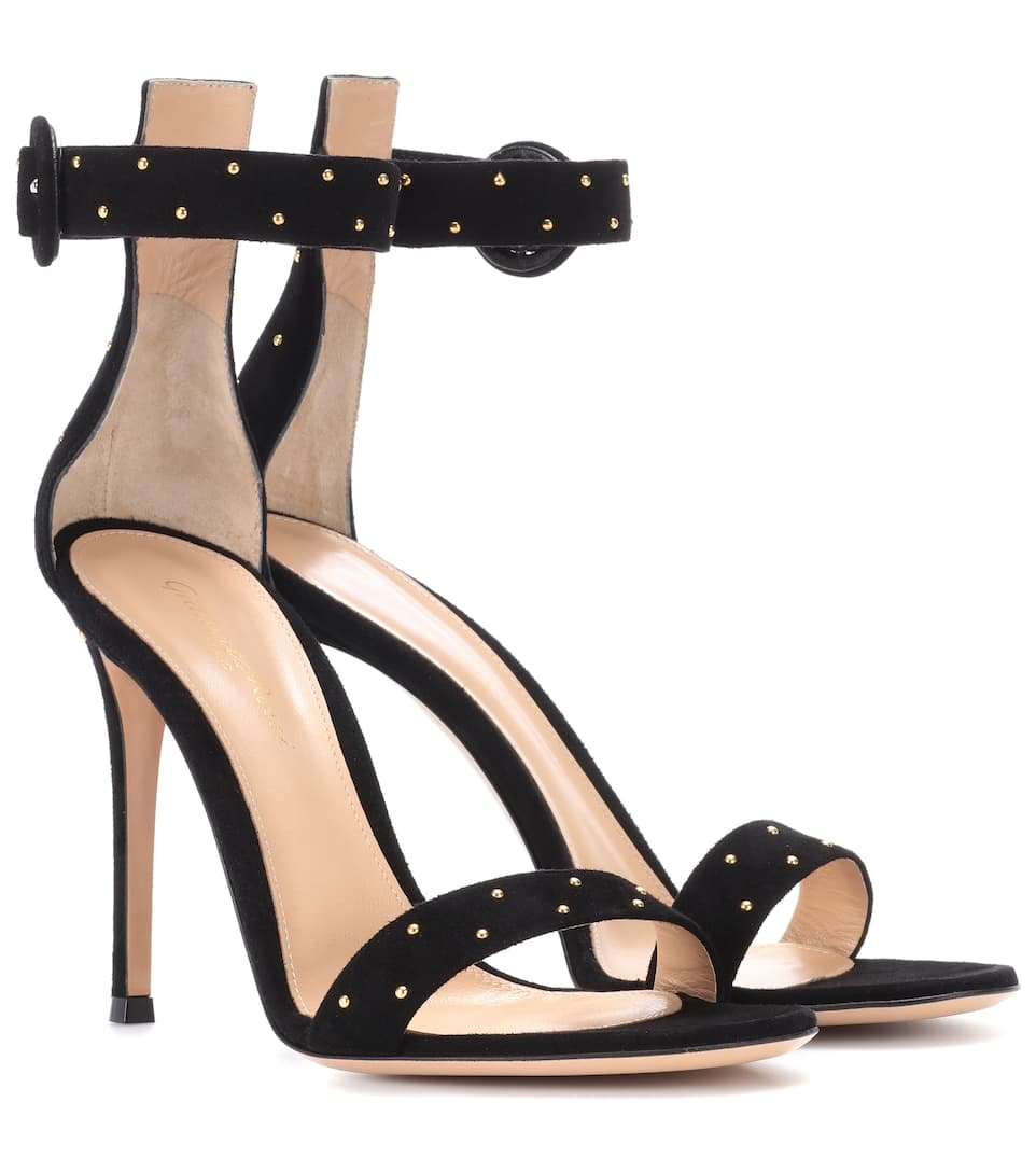 Tyler suede sandals Gianvito Rossi jPAfyV