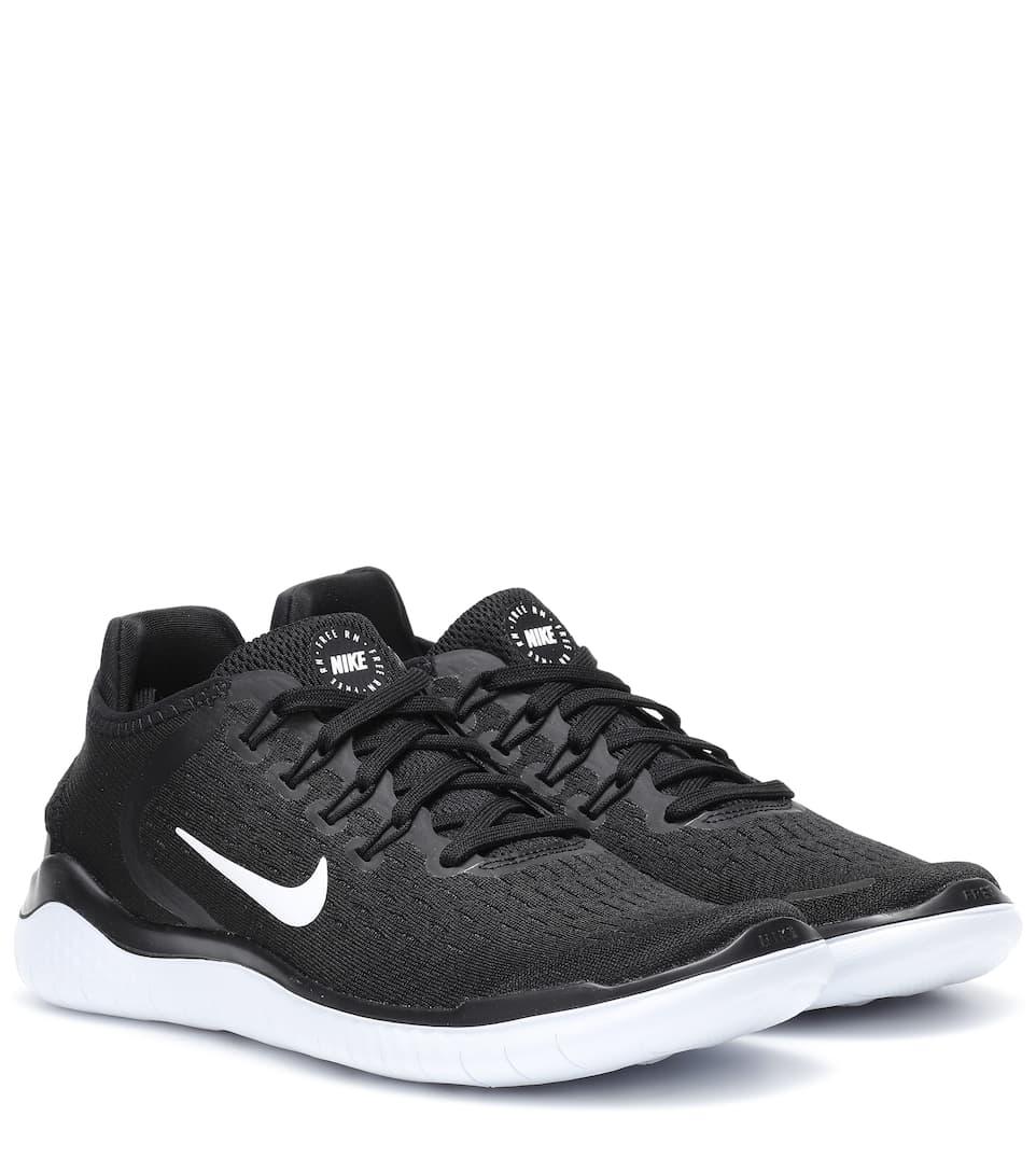 2018 blanco Nike Nike Free negro RN zapatillas wxn1PTtgq