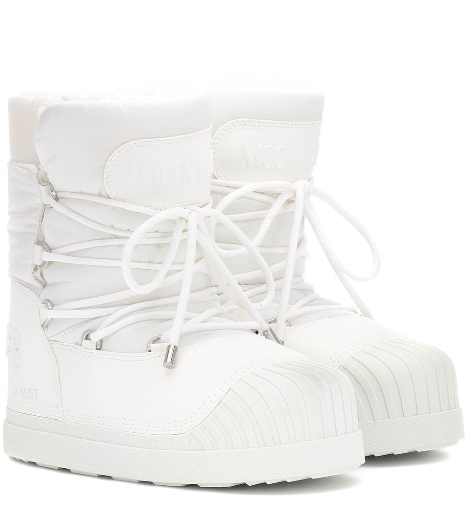 560bd4d2fb0f X Moon Boot ® Uranus Ankle Boots - Moncler