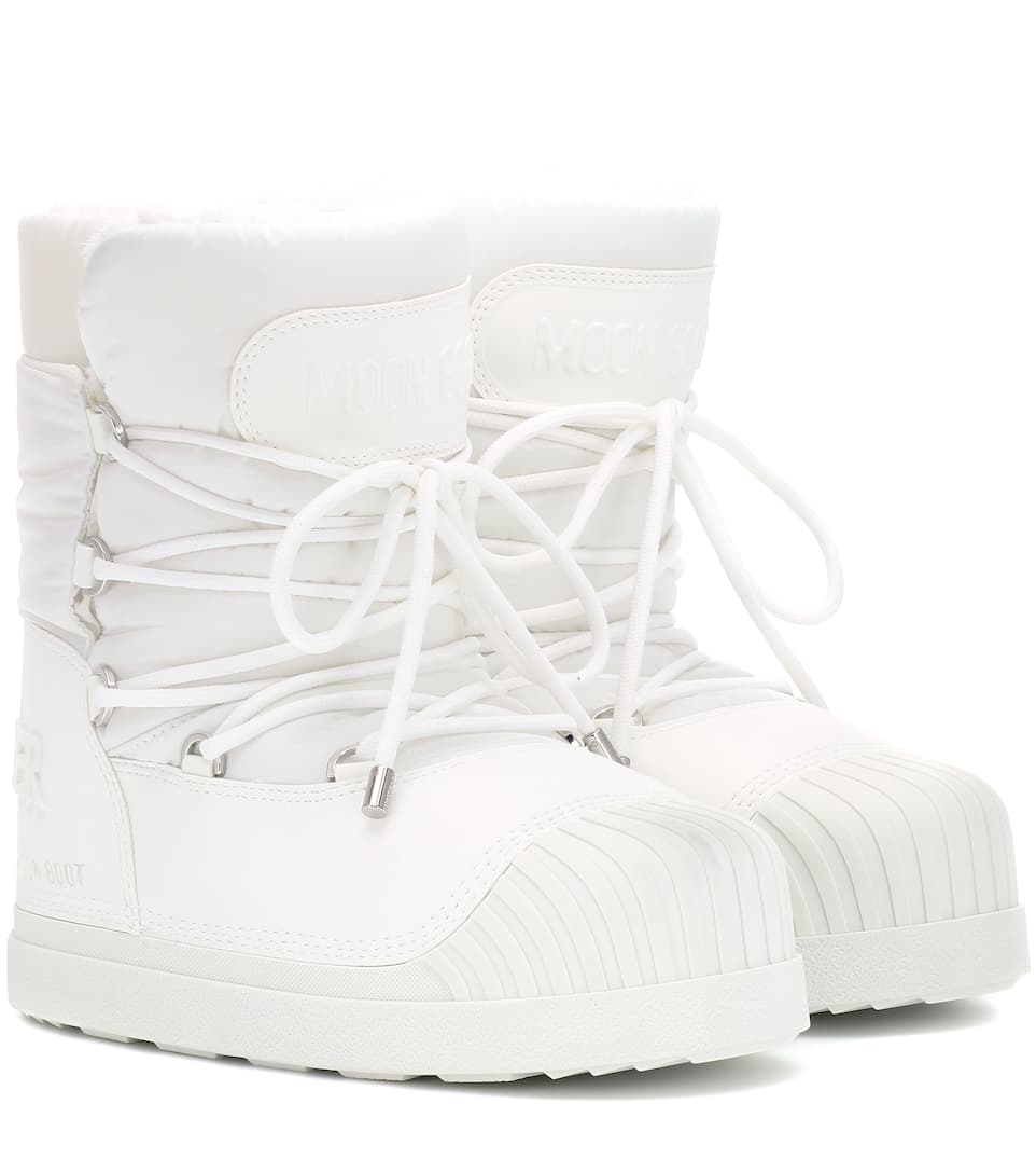 Moncler x Moon Boot® Uranus ankle boots | Mytheresa | Bags