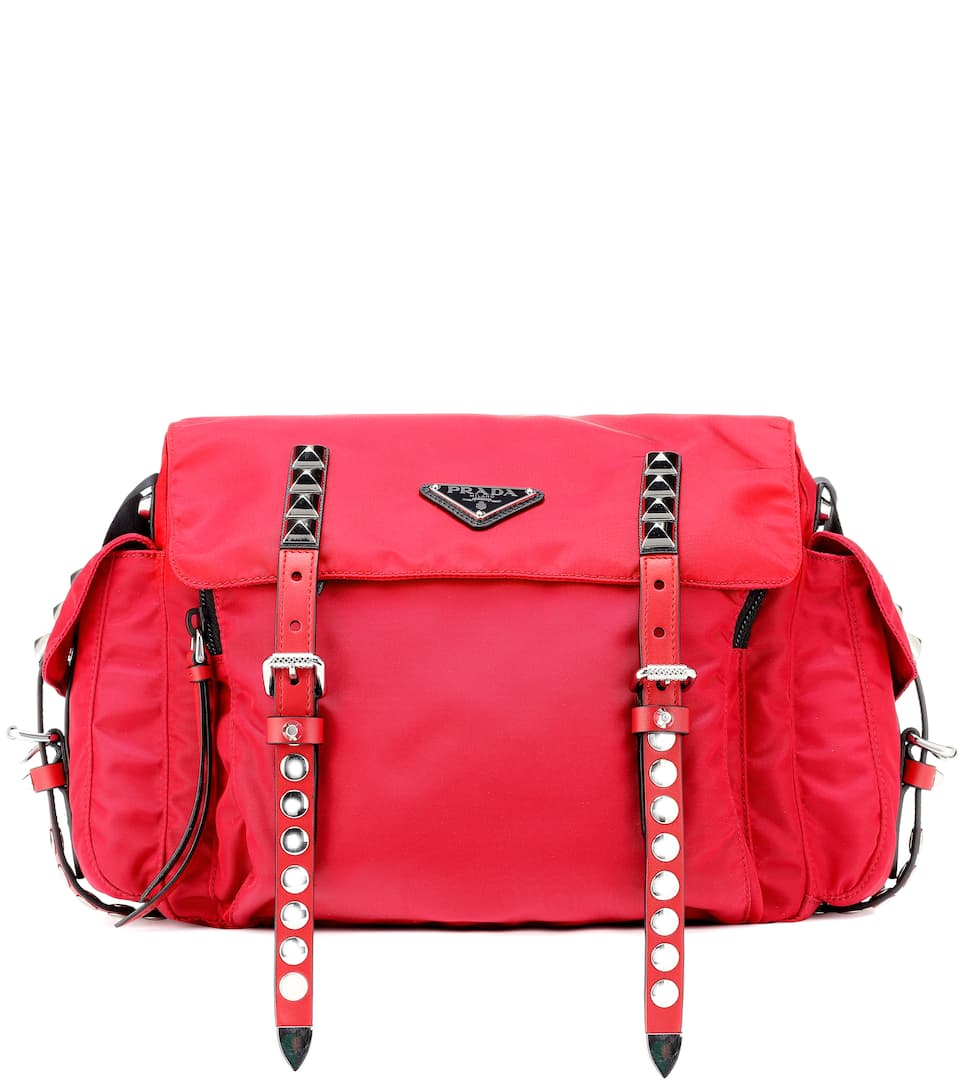 8333ec1595825a Prada - Nylon shoulder bag | mytheresa.com