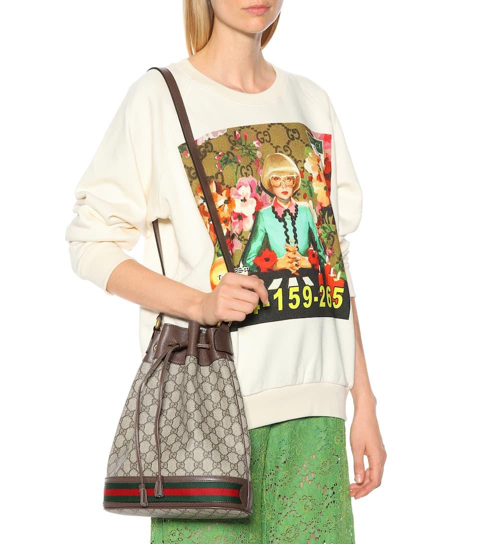 0776156f2 Ophidia Gg Bucket Bag - Gucci | mytheresa
