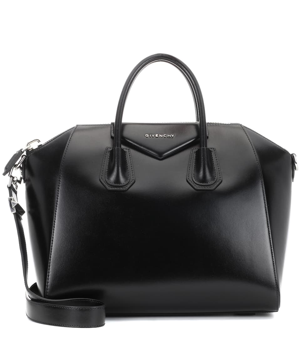 Étui En Cuir Givenchy Antigona Medium