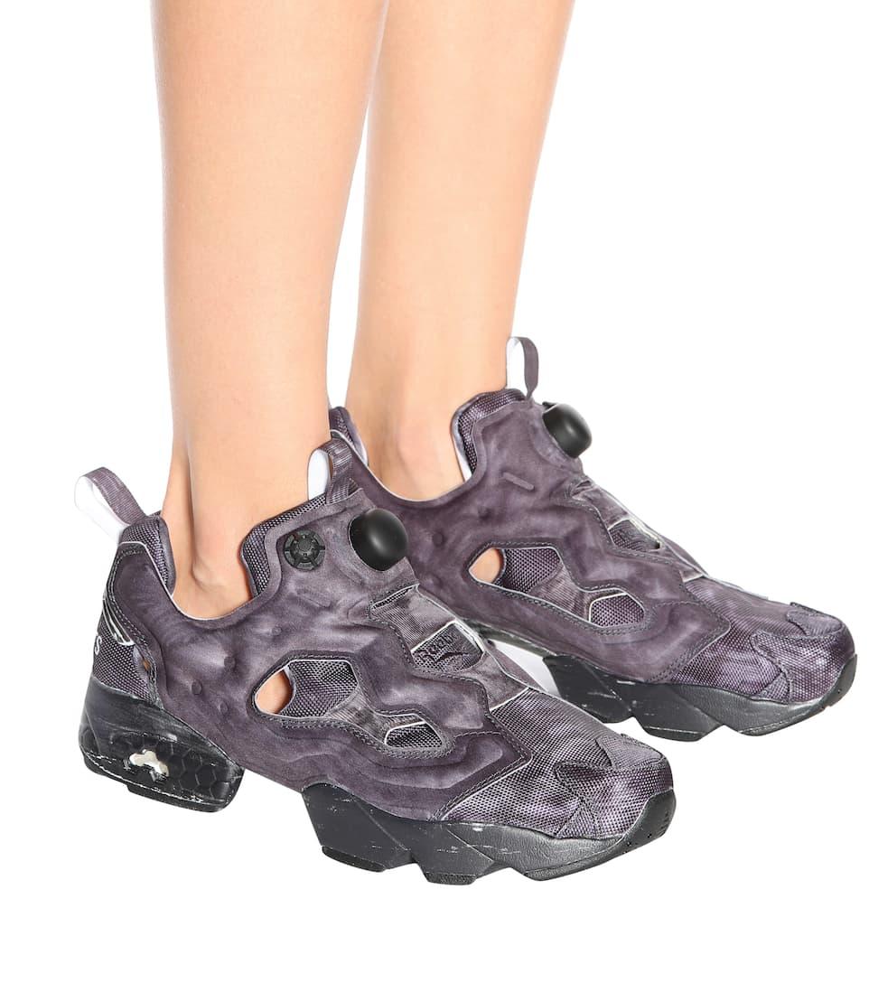 X Reebok Running Sneakers VETEMENTS tozmRvfPC