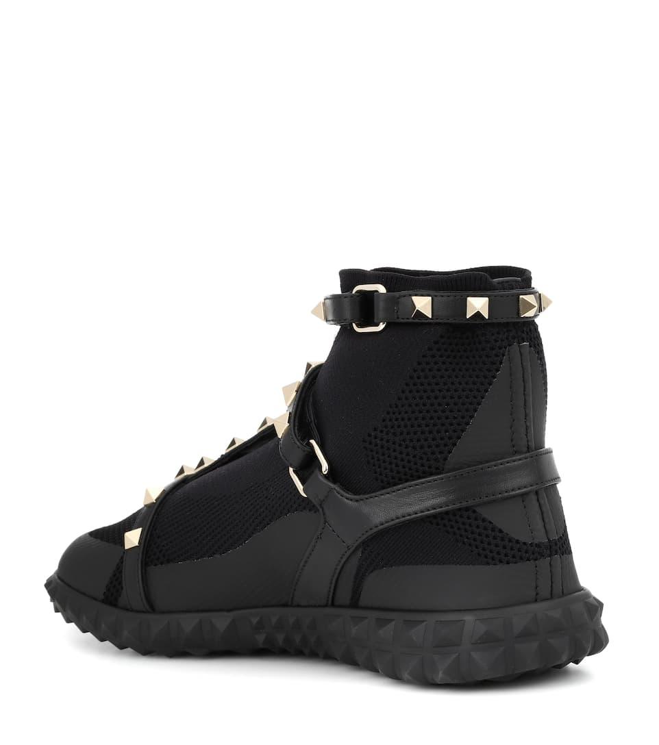 Valentino Valentino Garavani Sneakers Free Rockstud