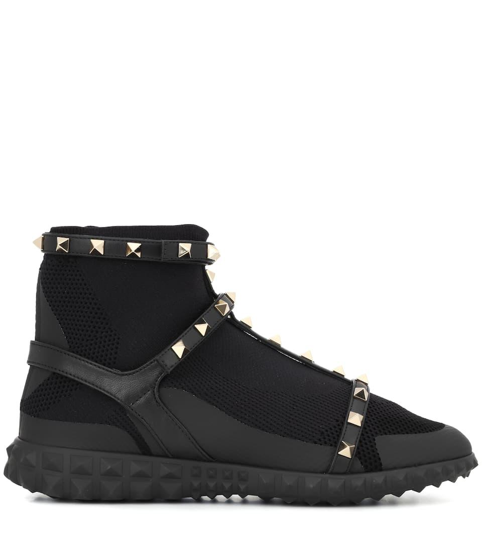 Valentino Valentino Garavani Sneakers Free Rockstud Qualität Original Günstig Kaufen Neueste YCRnFqBQX