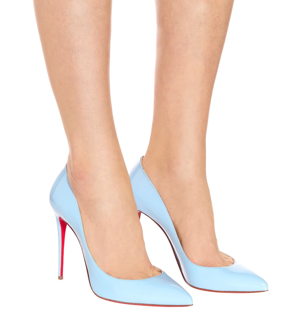 newest f2f9c 0afc9 Pigalle Follies Patent Leather Pumps | Christian Louboutin ...