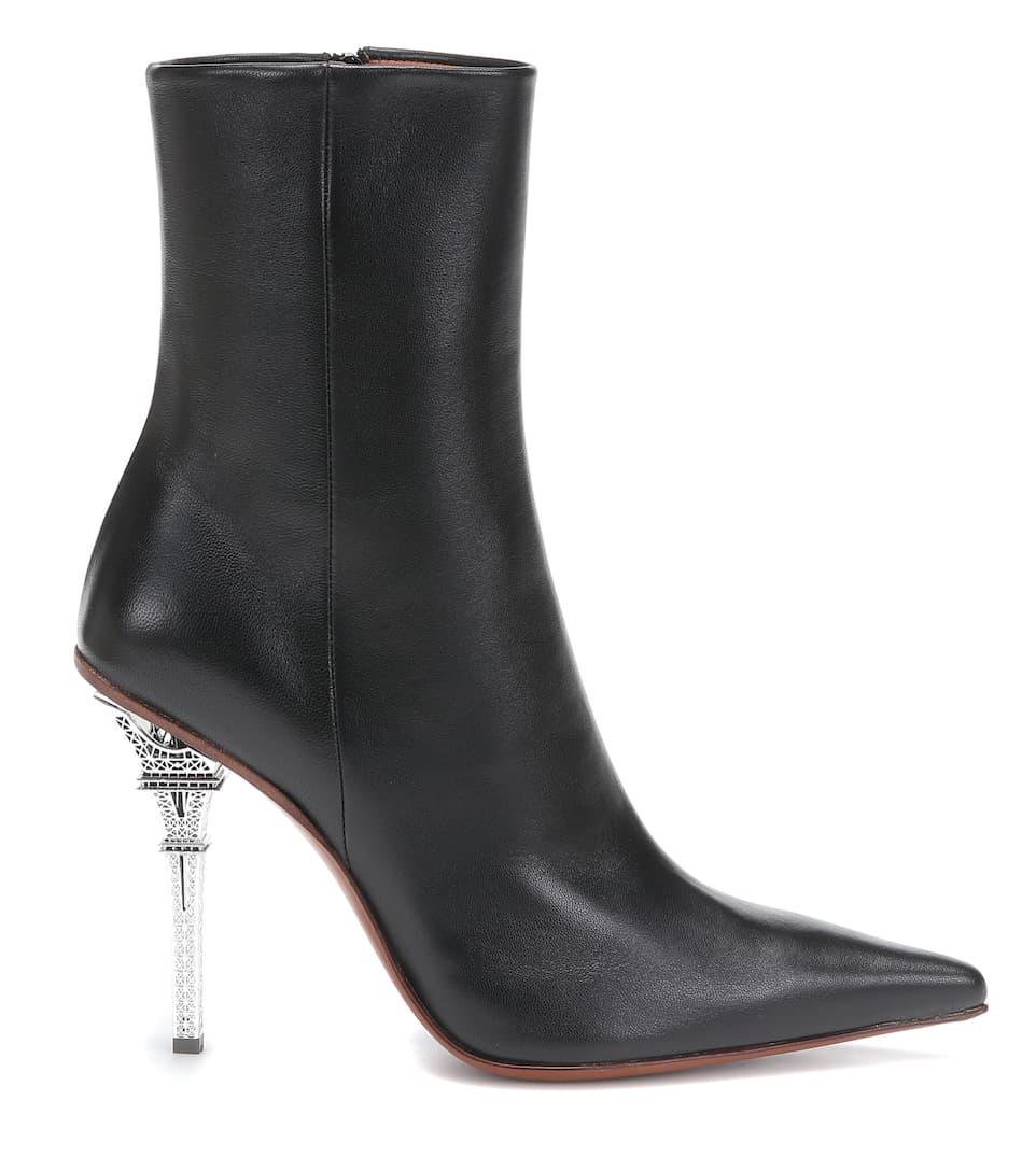 nrnbsp;p00404982 Ankle LederVetements Aus Boots Art roCBxed