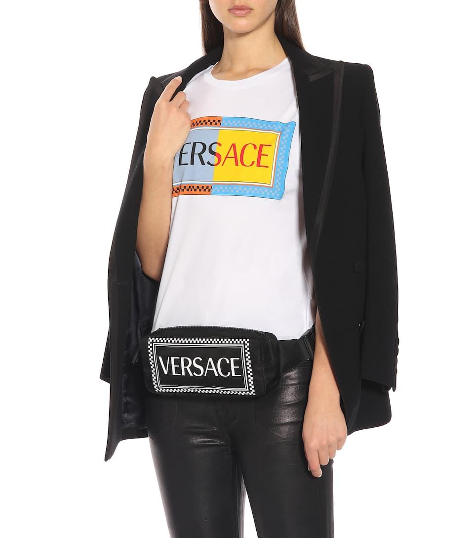 06763d4a1e Vintage Logo Belt Bag   Versace - mytheresa