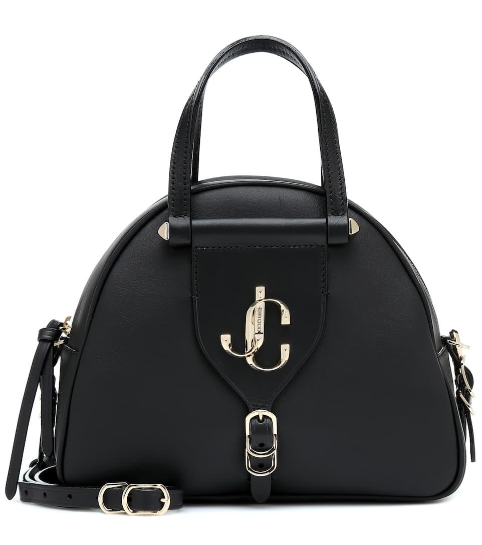 Varenne Leather Bowling Bag
