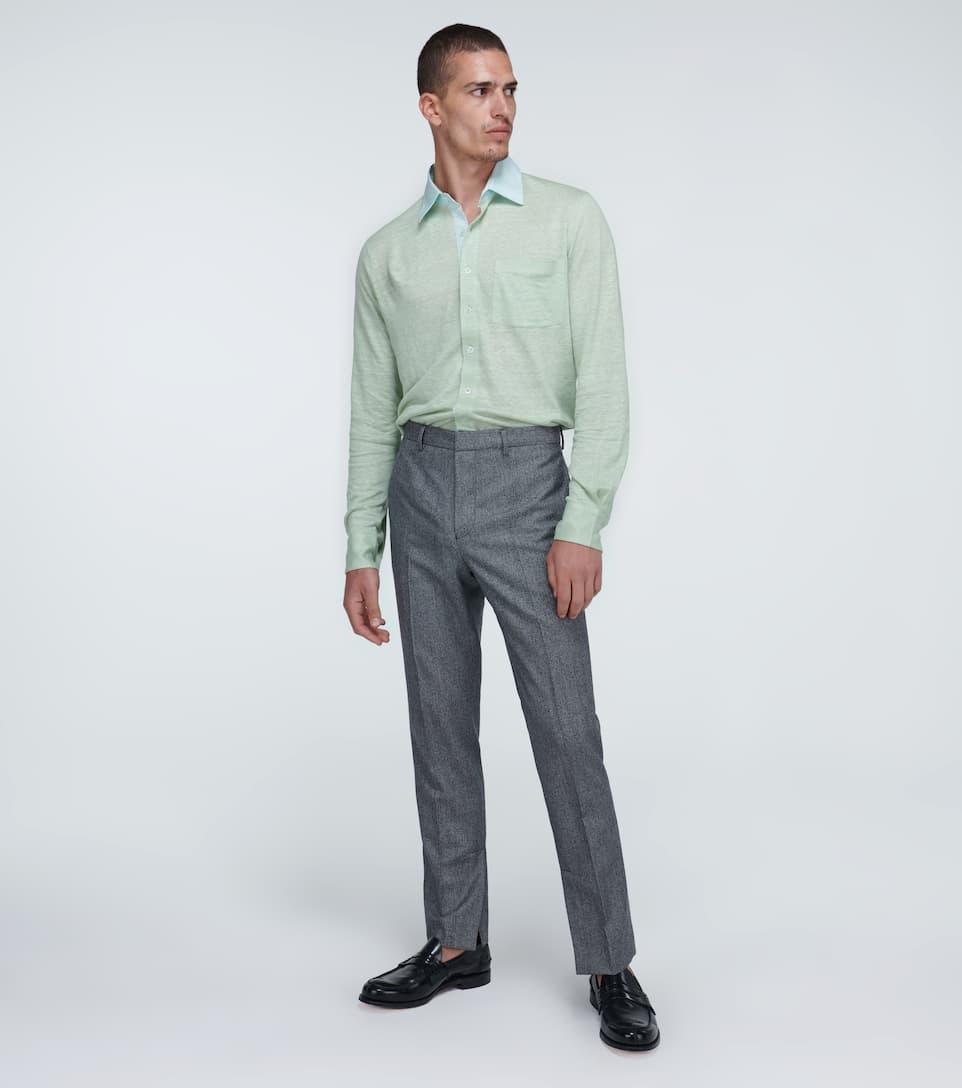 Caruso - Camicia in lyocell | Mytheresa BLNmt1uA