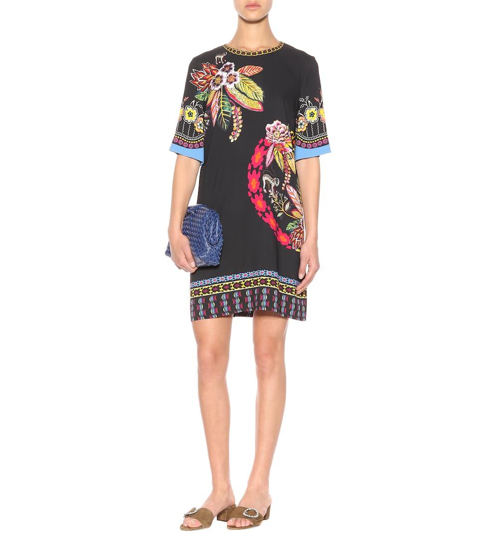 Etro Bedrucktes Kleid Besuchen Neu Zu Verkaufen Mit Visum Zahlen Zu Verkaufen Mit Paypal Günstigem Preis Qualitativ Hochwertige Online Shop-Angebot Verkauf Online AyBpEDaK6