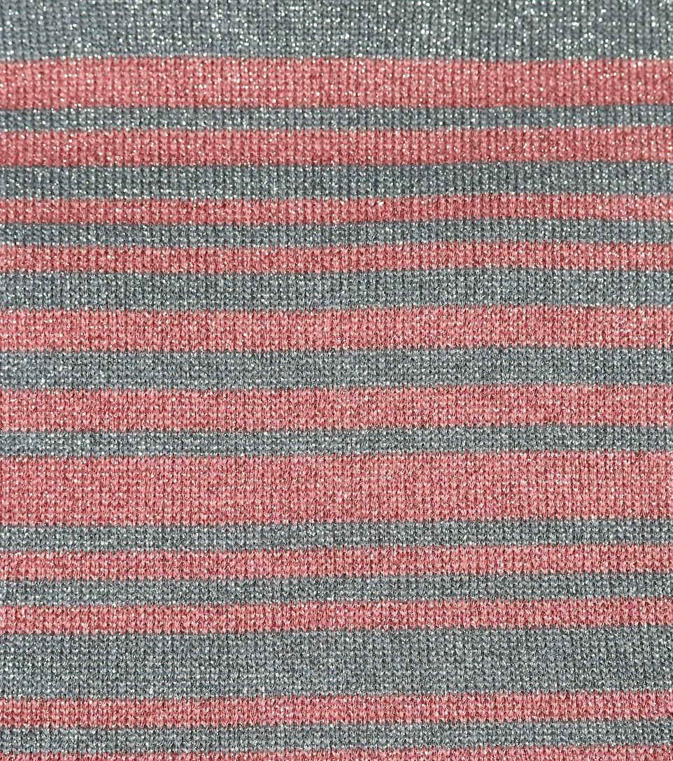 Shrimps Metallic-Pullover Joan aus einem Wollgemisch